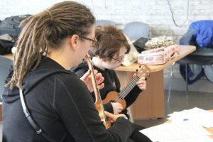 Youth Orchestra Workshop
